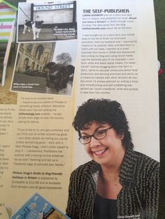 I'm featured in an article in Horse and Countryside