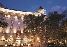 Hotel Ritz Madrid, Spain