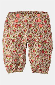 Mini Boden 'Pretty' Cord Pants (Infant) available at #Nordstrom  Love the patterns and buttons!