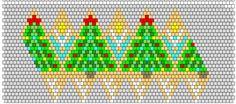 Beaded Christmas Ornaments, Christmas Balls, Christmas Crafts, Christmas Decorations, Seed Bead Patterns, Beading Patterns, Knitting Patterns, Crochet Ball, Bead Crochet