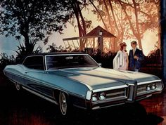 1969 Pontiac Bonneville, driven on our vacation to providence Rhode Island