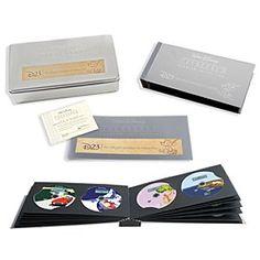 D23 Membership Exclusive Limited-Edition Walt Disney Treasures DVD Set - 54 Discs $500