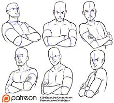 Image result for drawing male with crossed arms