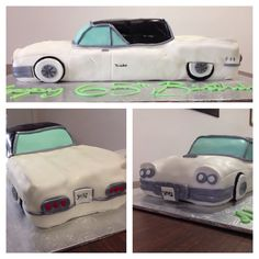 1950's Thunderbird Cake