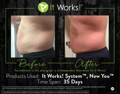 Check out these ultimate results from using a combination of our products! Xx WrapWhispererr xX