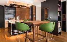 Wohnung E1 | Mayr & Glatzl Innenarchitektur GmbH Patricia Urquiola, Conference Room, Interior, Table, Creativity, Inspiration, Furniture, Instagram, Design