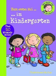 Zum ersten Mal im Kindergarten