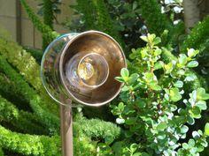 Garden Sun Catcher Garden Décor Bold Garden Bronze (020235) by PuppiesAndPullets
