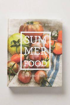 Summer Food - anthropologie.com