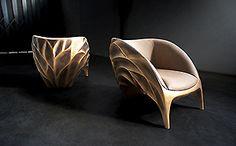 Decorative Side Chairs - ARMCHAIR ART K1400F