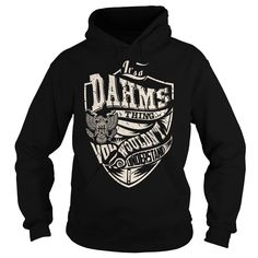 Its a DAHMS Thing (Eagle) - Last Name, Surname T-Shirt