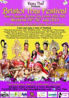 Bristol Thai Festival 2015