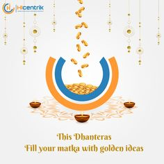 The right ideas can create wonders for your business, so this Dhanteras fill your kitty with Golden Ideas to lead towards prosperity. #dhanteras #diwali #festival #india #happydiwali #happydhanteras #festivals #dhanteraswishes #festiveseason #dhanteraspooja #dhanteraspuja #dhanterasspecial #indianfestival #dhanterascelebration #dhanterasgift #love #laxmipujan #celebrations #dhanterash #contentmarketing #adagency #marketingstrategy #seo #webdesign #onlinemarketing #publicrelations #HIcentrik Social Advertising, Advertising Services, Digital Marketing Services, Seo Services, Online Marketing, Content Marketing, Social Media Marketing, Happy Dhanteras, Diwali Festival