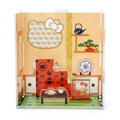 Hello Kitty Gifts, Sanrio Store, Face Icon, Hong Kong Disneyland, Tokyo Disney Resort, Walt Disney Company, Toy Chest, Storage Chest, Mickey Mouse
