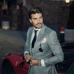 MenStyle1- Men's Style Blog - Pocket square. Online Men's Clothes FOLLOW for...