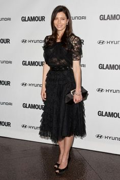Celebs honored at Glamour Reel Moments