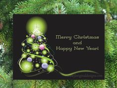New Design!  Holiday Cards  O'Christmas Tree by JLOriginalDesigns on Etsy, $10.00