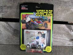 Danny Lasoski #47, Racing Champions, World Of Outlaws, Sprint Cars 1993, 1/64 Scale Die Cast Model Car, 1st Series, Collectible Toys by TheStorageChest on Etsy