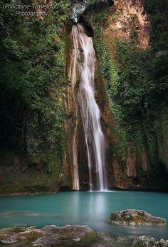 Mantayupan Falls, Cebu, Philippines