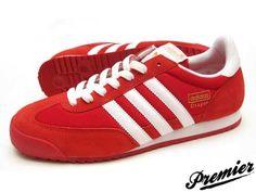 Adidas Dragon Red