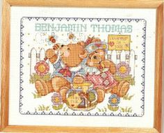 Baby counted cross stitch patterns free printable   Free Pattern Info; Free :,baby announcements cross stitch,free cross ...