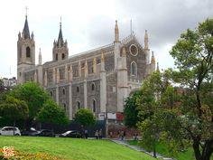 Iglesia de Los Jerónimos. Madrid