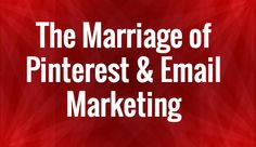 TailoredMail - The Marriage of Pinterest and Email Marketing