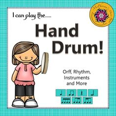 Looking for a fun way to address elementary music curriculum (rhythm and dynamics) and incorporate learning and playing non-pitched percussion instruments at the same time with multiple grade levels? Your music students will love playing the hand drum and performing their composition!An original poem to teach to your elementary music students anytime.