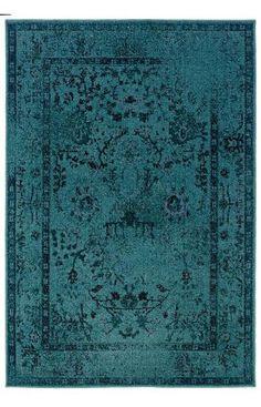 Oriental Weavers Sphinx Sphinx Revival 550 Blue Rug at Rugs USA