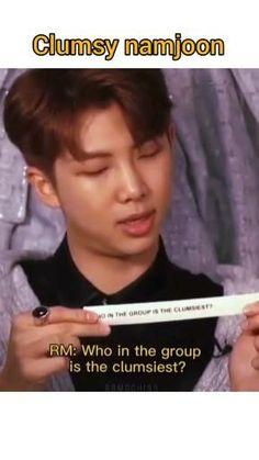 Namjoon, Bts Taehyung, Bts Memes Hilarious, Bts Funny Videos, Bts Cute, Bts Aegyo, Bts Funny Moments, Bts Bulletproof, Kpop Memes