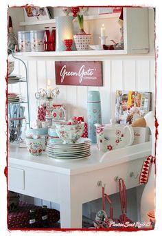 Sommerhusliv hele året...: Jul I Vores Køkken..