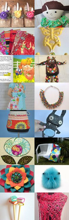 Playful by Christie Bradley on Etsy--Pinned with TreasuryPin.com