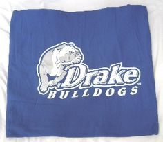 The ultimate fan attends even the coldest football games. This Drake blanket can help keep you warm while you cheer the Bulldogs to victory!