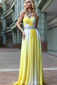 Shop Fantastic Sweetheart A-line Floor-length Evening Party Dress on sale at Tidestore with trendy design and good price. Come and find more fashion Best Selling Evening Dresses here. Ombre Bridesmaid Dresses, Cute Prom Dresses, Prom Outfits, Ball Dresses, Long Dresses, Halter Dresses, Bridesmaid Ideas, Dresses Dresses, Homecoming Dresses