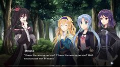 The Ren'Py Visual Novel Engine