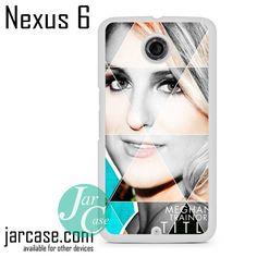 Meghan Trainor Title Phone case for Nexus 4/5/6