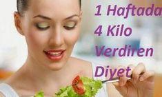 Hızlı kilo verdiren diyet listesi Personal Care, Fast Weight Loss, Weights, Water, Losing Weight, Health, Self Care, Personal Hygiene