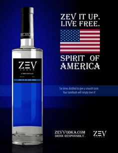 Superior US 6 times distilled vodka. Clear, crisp superior product that is well received by consumers. Competes with any import or domestic.