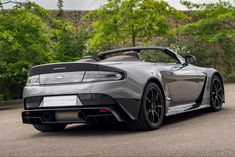 Meet the Pinnacle Aston Martin: The Vantage GT12 Roadster Aston-Martin-Vantage-Roadster-3