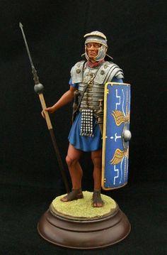 Roman Legionary, II cent. AD.