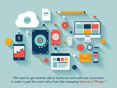 We need to get smarter about hardware and #software #innovation in order to get the most value from the #emerging Internet of Things.  @200OKSolutions