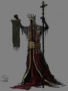 Royal Archbishop by Halycon450.deviantart.com on @DeviantArt