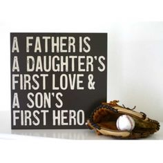 SALE OVER! A Father Is sign--only available until 5/13/13 at midnight!  Will ship to you by Father's Day!