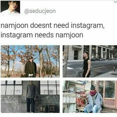 So right! I would love to follow him there ㅜㅜ