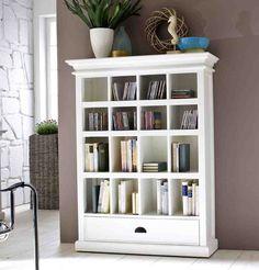 Exceptionnel White DVD Storage Cabinet