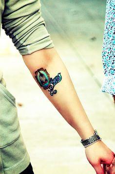 Bird... #ink #tattoo