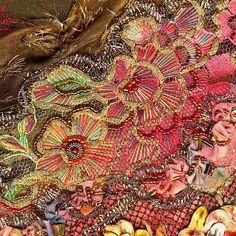 Sophie Gelfi - Website of amazing textile art