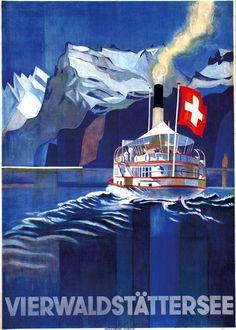 Affiche Otto Baumberger