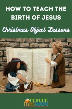 The birth of Jesus can be taught over a series of weeks. There are so many Truths and details you can cover. You can also teach the birth of Jesus only during the month of December focusing on four of the main events that happen. Whichever way you choose, you will find plenty of ideas here to help you teach a creative Christmas unit. #ObjectLesson #Holiday #BibleTeaching #SundaySchool #UnitStudy #ChristianParenting #HomeschoolResources Sunday School Curriculum, Sunday School Activities, Sunday School Lessons, Bible Object Lessons, Bible Lessons For Kids, Bible For Kids, Christmas Bible, Christmas Crafts, Family Bible Study