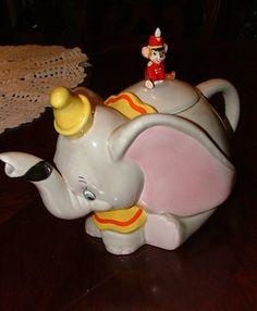 Dumbo Tea pot !!- LOVE